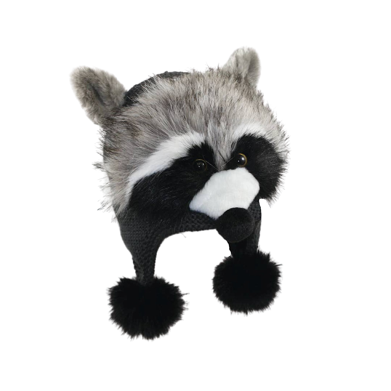 Winter Raccoon Hat