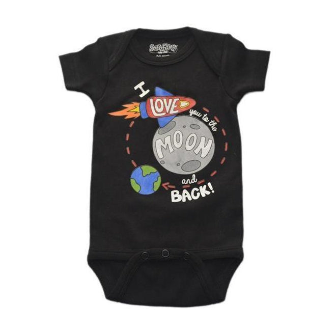 To The Moon and Back Onesie