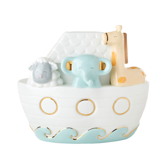Ceramic Noah's Ark Bank