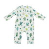 Angel dear cactus print unisex  romper  For baby