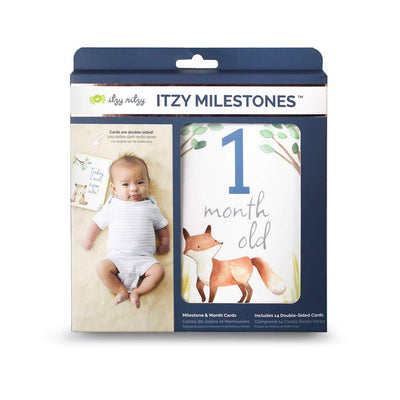 Woodland Milestone Cards