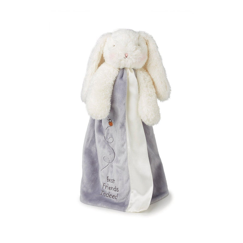 Bloom Grey Bunny Buddy Blanket