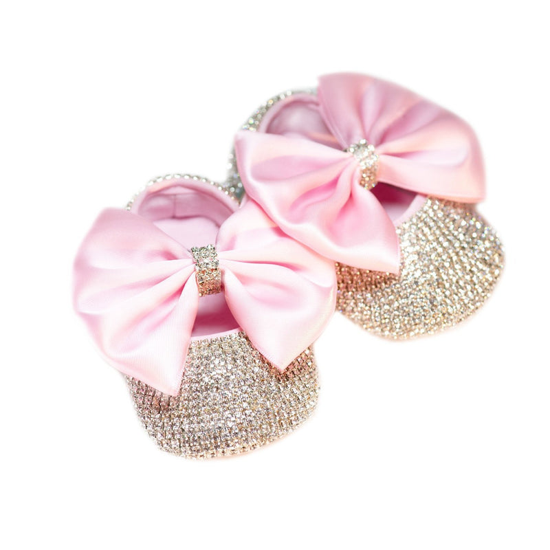 Babydoll  Swarovski Crystal Shoes