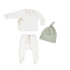 Cream Kimono Take Me Home Set