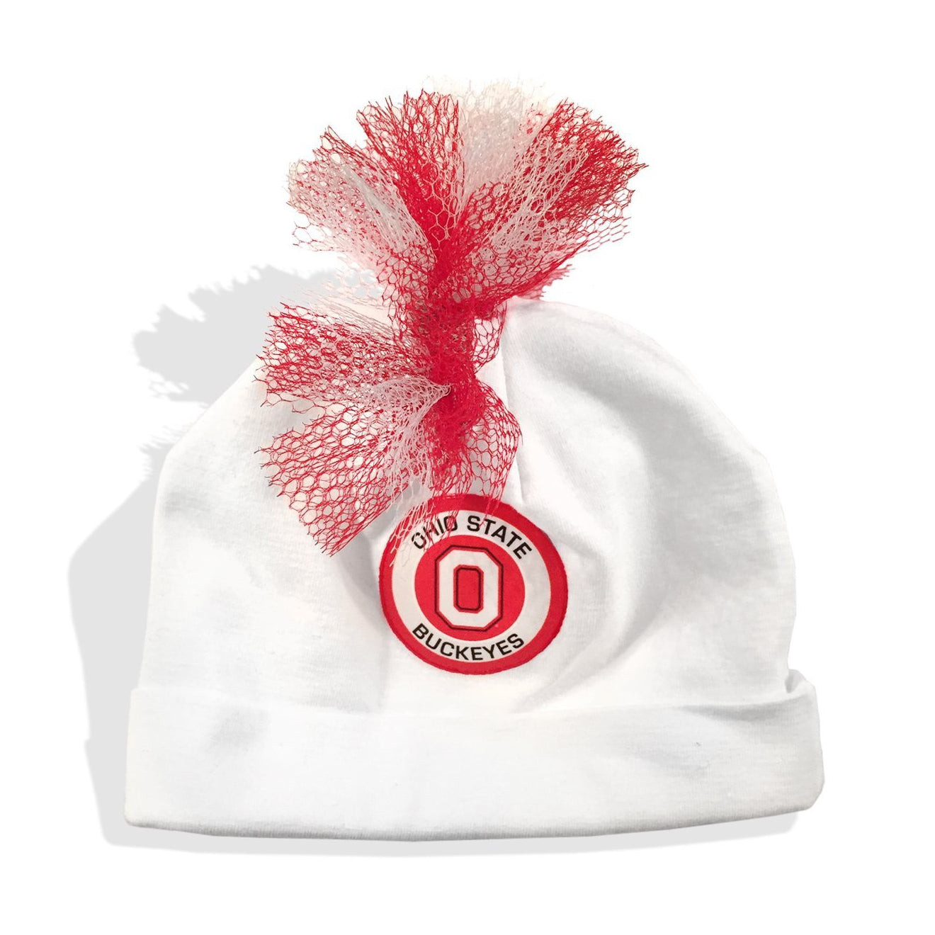 Ohio State University Buckeyes Mohawk Hat