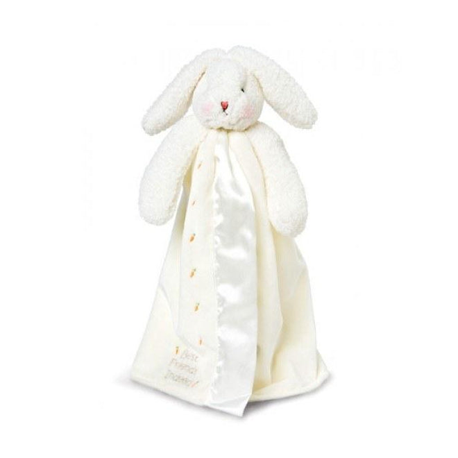 White Bunny Buddy Blanket
