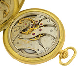 International Watch Co. Schaffhausen Vintage 18kt Gold Pocket Watch