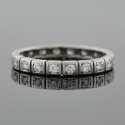 Art Deco Platinum & Marquise Diamond Ring 2.00ctw