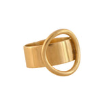 DINH VAN for CARTIER Vintage 18kt Circle Ring