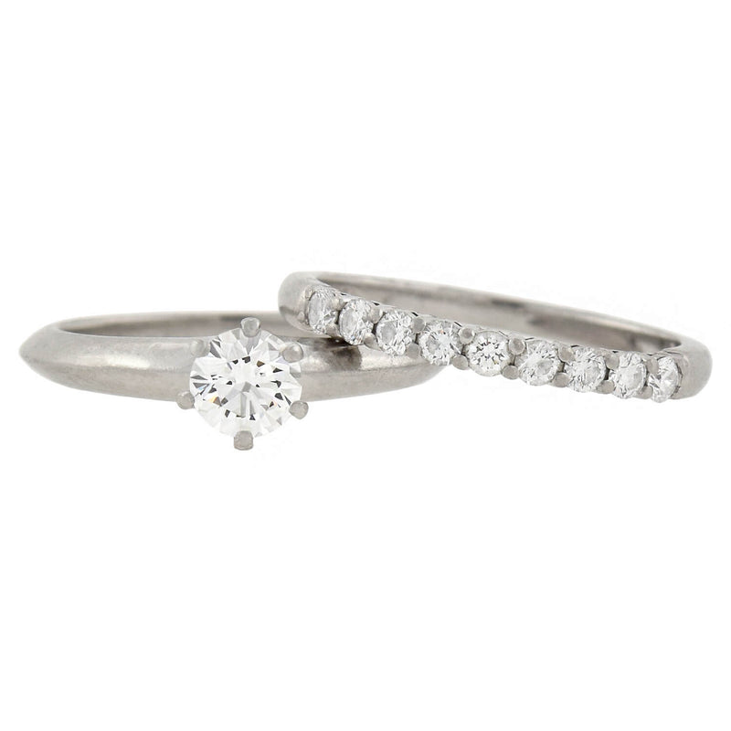 Retro Platinum Diamond Eternity Band 1.00ctw