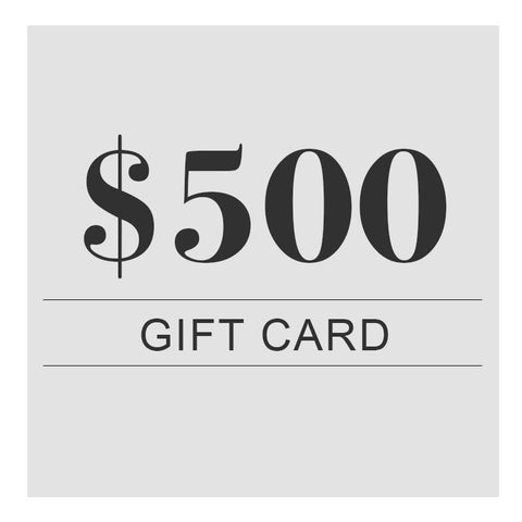 $400 Digital Gift Card