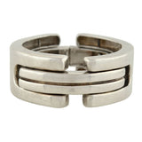 ALDO CIPULLO for CARTIER Vintage Sterling Heavy Link Bracelet