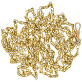 Victorian French 18kt Yellow Gold Link Long Chain Necklace 62