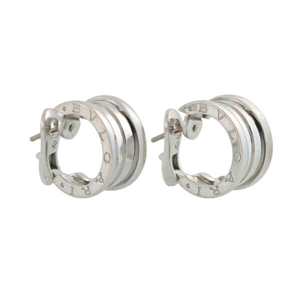 BVLGARI Estate 18kt B.ZERO 1 Hoop Earrings