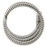 BVLGARI Serpenti Tubogas Stainless Steel Watch Bracelet