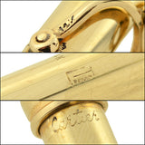 CARTIER Art Deco 14kt Gold Cigar Punch Fob with Box