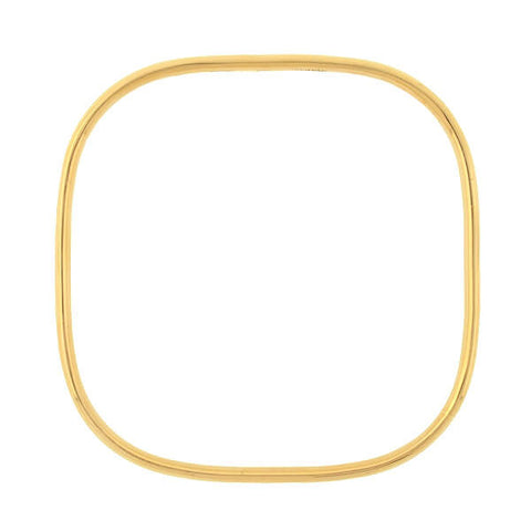 DINH VAN for CARTIER Vintage 18kt Square Bangle Bracelet