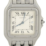CARTIER Estate Ladies Stainless Steel Swiss Watch