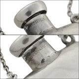 CARTIER Late Victorian Sterling Perfume Bottle Necklace