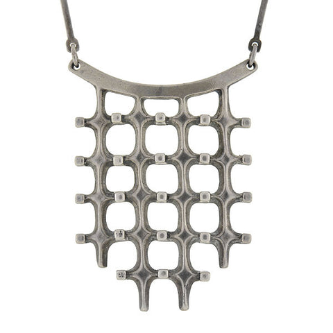 MARIANNE BERG/UNI DAVID ANDERSON Troll Mesh Necklace