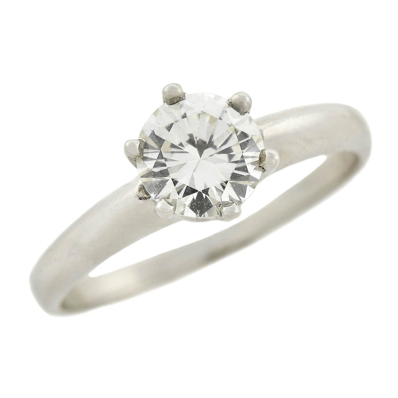 Victorian 10kt Belcher Set Mine Cut Diamond Engagement Ring 0.40ct