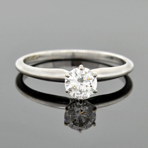 Estate 14kt Diamond Engagement Ring 0.50ct