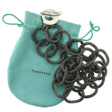 TIFFANY & CO. Paloma Picasso Sterling Links Toggle Necklace