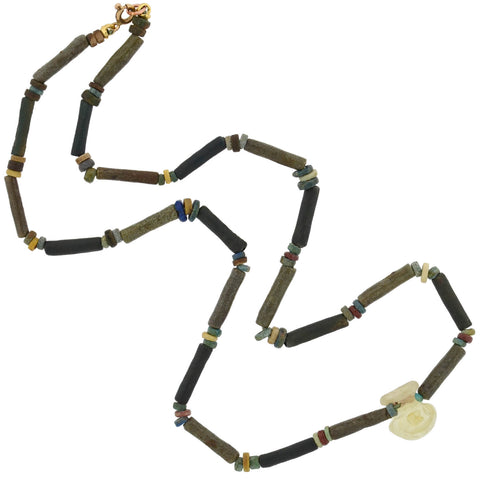 Predynastic Ancient Bead Compilation Necklace