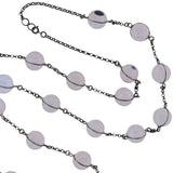 Art Deco Sterling Lavender