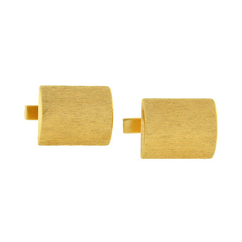 TIFFANY & CO. Vintage 14kt Gold Men's Cuff Links