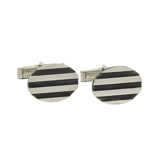 TIFFANY & Co. Vintage Sterling Silver Cufflinks