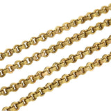 Victorian Pinchbeck Guard Chain Necklace 52