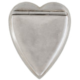 R. BLACKINTON & CO for CARTIER Victorian Sterling Heart Trinket Box