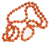 Estate Natural Carnelian Bead