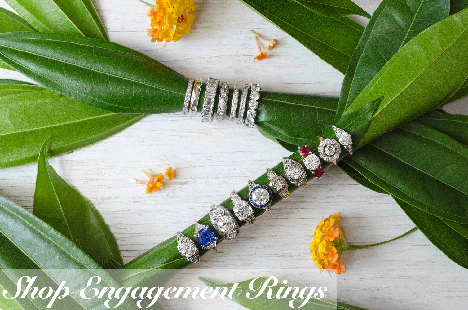 engagement rings jewelry antique