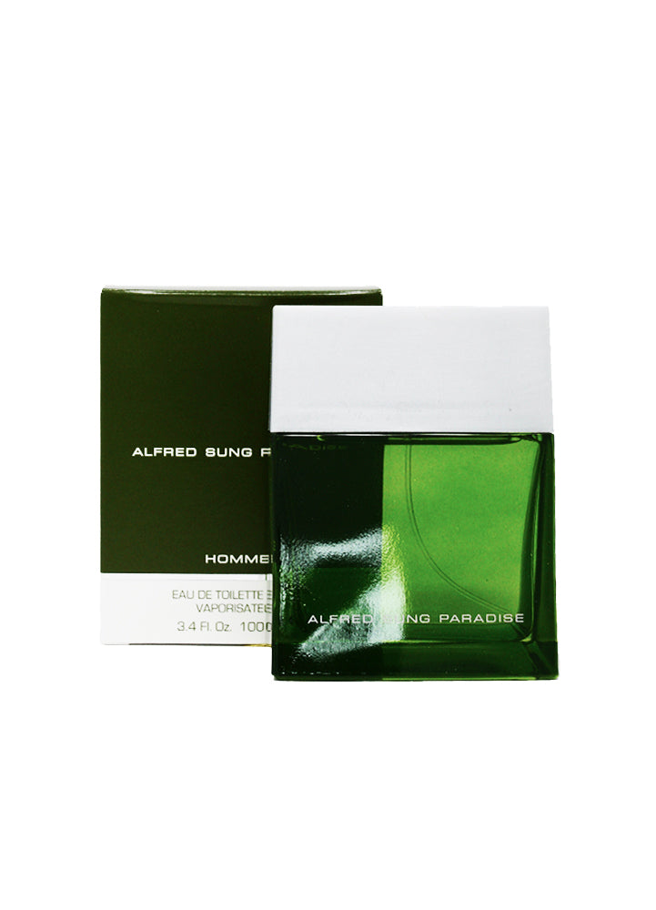 Alfred Sung Paradise Pour Homme