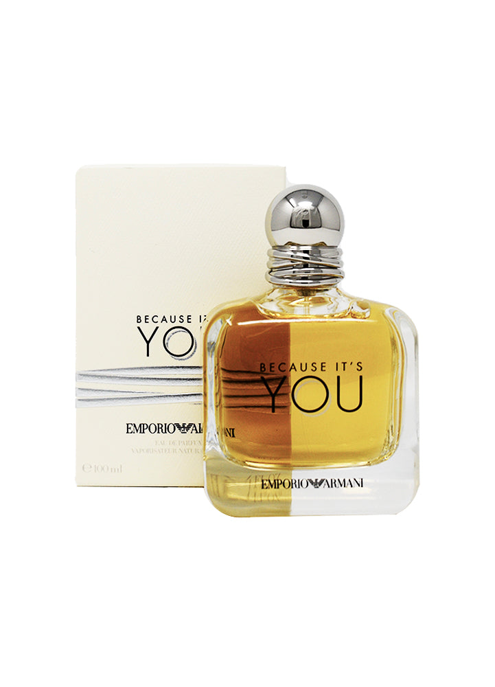 Emporio Armani Because It's You Pour Femme