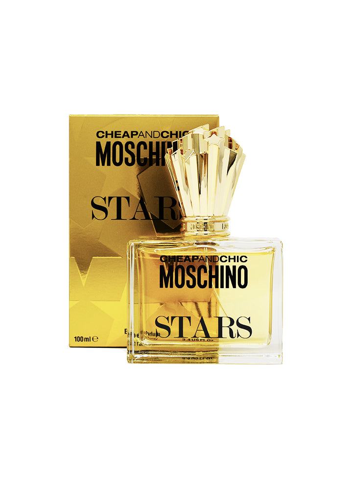 Cheap and Chic Moschino Stars Pour Femme