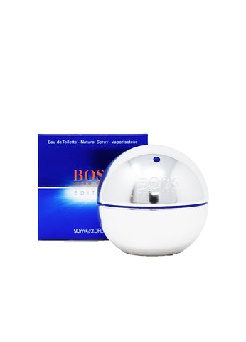 Boss In Motion Edition (Blue) Pour Homme