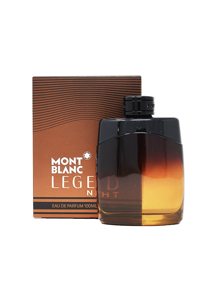 Mont Blanc Legend Night Pour Homme