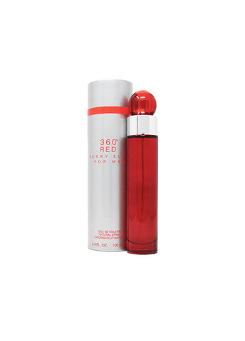 360 Red Perry Ellis For Men