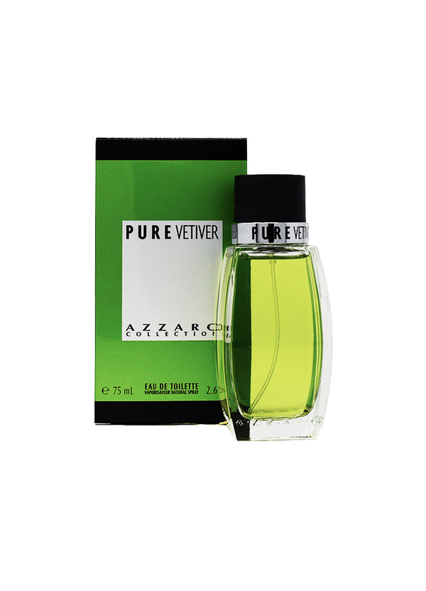 Azzaro Collection Pure Vetiver Pour Homme