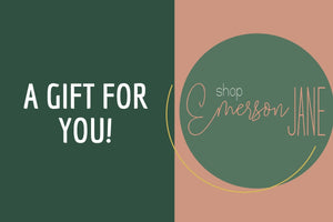 Emerson Jane Gift Card