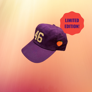 The 46 Project limited edition Georgia Runoff One-Off Hat