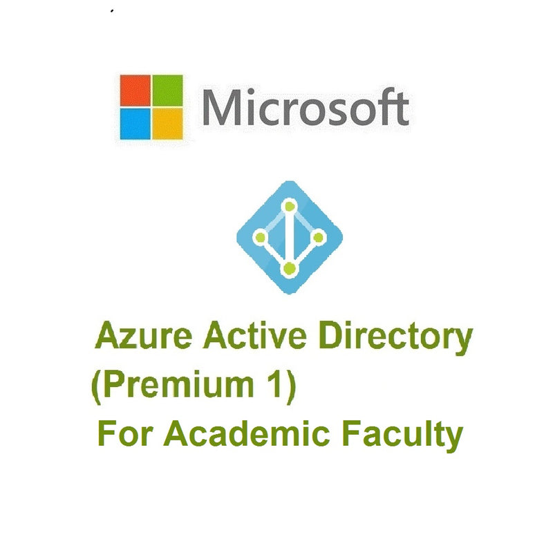 Azure Active Directory Premium P1 (Academic - Faculty)