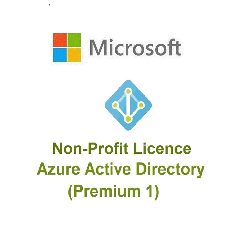 Azure Active Directory Premium P1 (Nonprofit Staff Pricing)