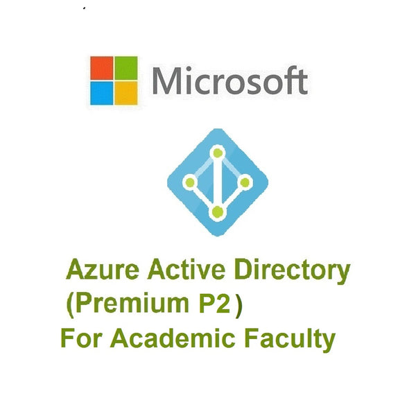 Azure Active Directory Premium P2 (Academic - Faculty)