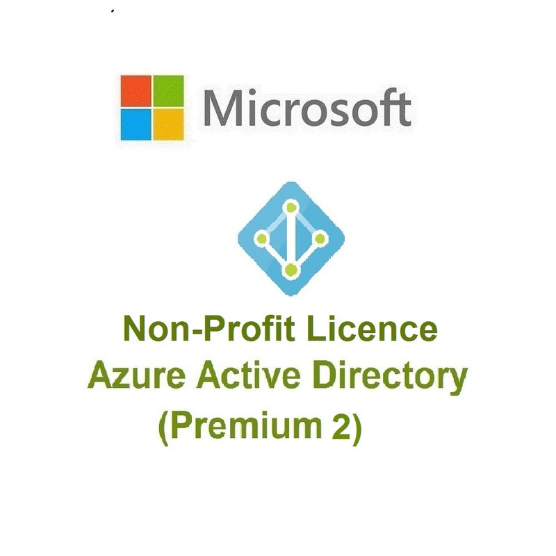 Azure Active Directory Premium P2 (Nonprofit Staff Pricing)