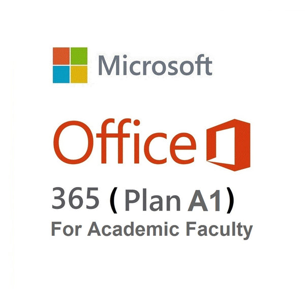 Office 365 A1 (Academic - Faculty)