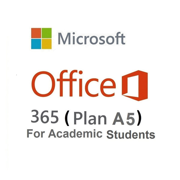 Microsoft 365 A5 (Academic - Students)